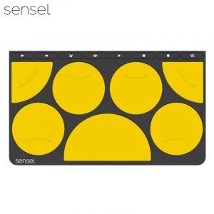 Sensel Drum Pad Overlay