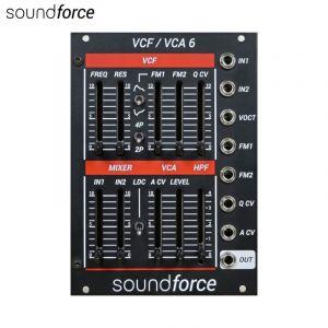 SoundForce VCF/VCA 6 Black