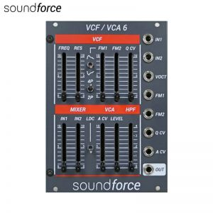 SoundForce VCF/VCA 6 Grey
