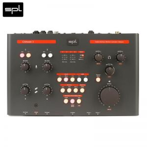 SPL Crimson 3 Black