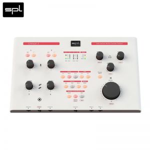 SPL Crimson 3 White