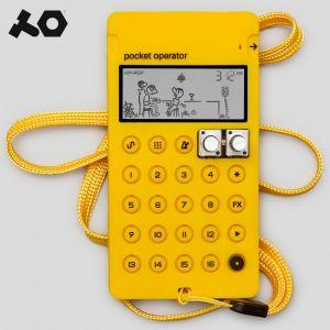 Teenage Engineering CA-X Yellow