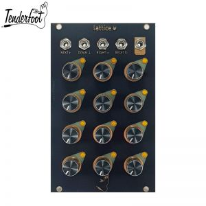 Tenderfoot Electronics Lattice