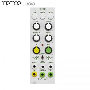 Tiptop Audio ECHOZ Time Delay effect Collection White