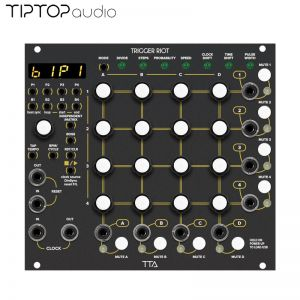 Tiptop Audio Trigger Riot Black