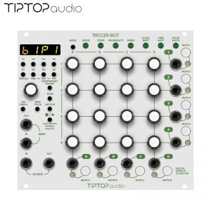 Tiptop Audio Trigger Riot White