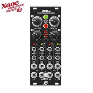 Xaoc Devices Samara II Black Panel
