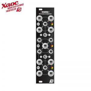 Xaoc Devices Tirana II Black Panel