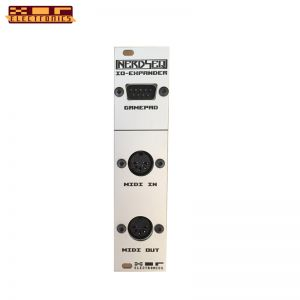 XOR Electronics NerdSeq IO Expander Silver