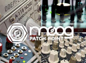 Moog Patch Point