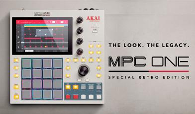 Akai MPC One Retro Edition