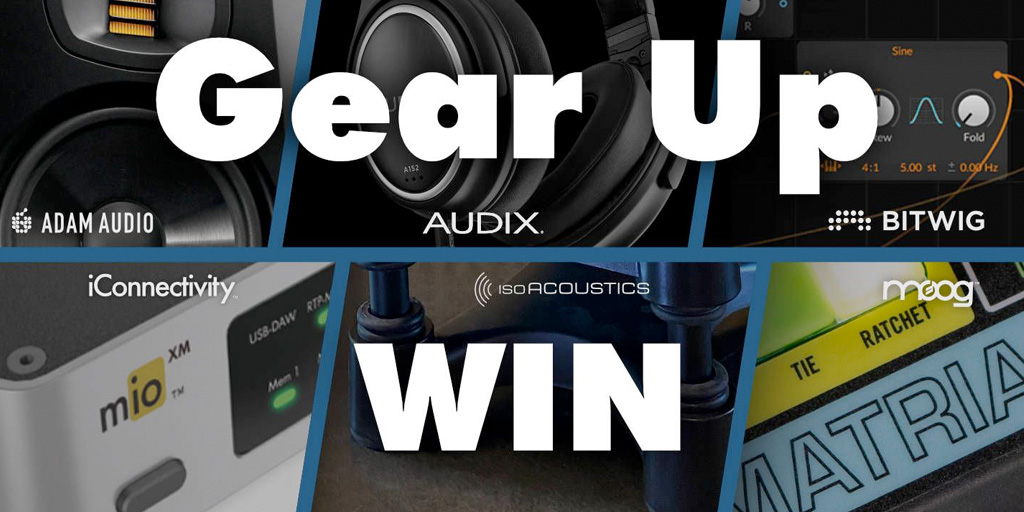 Gear Up and Win !