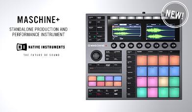 Native Instruments Maschine+